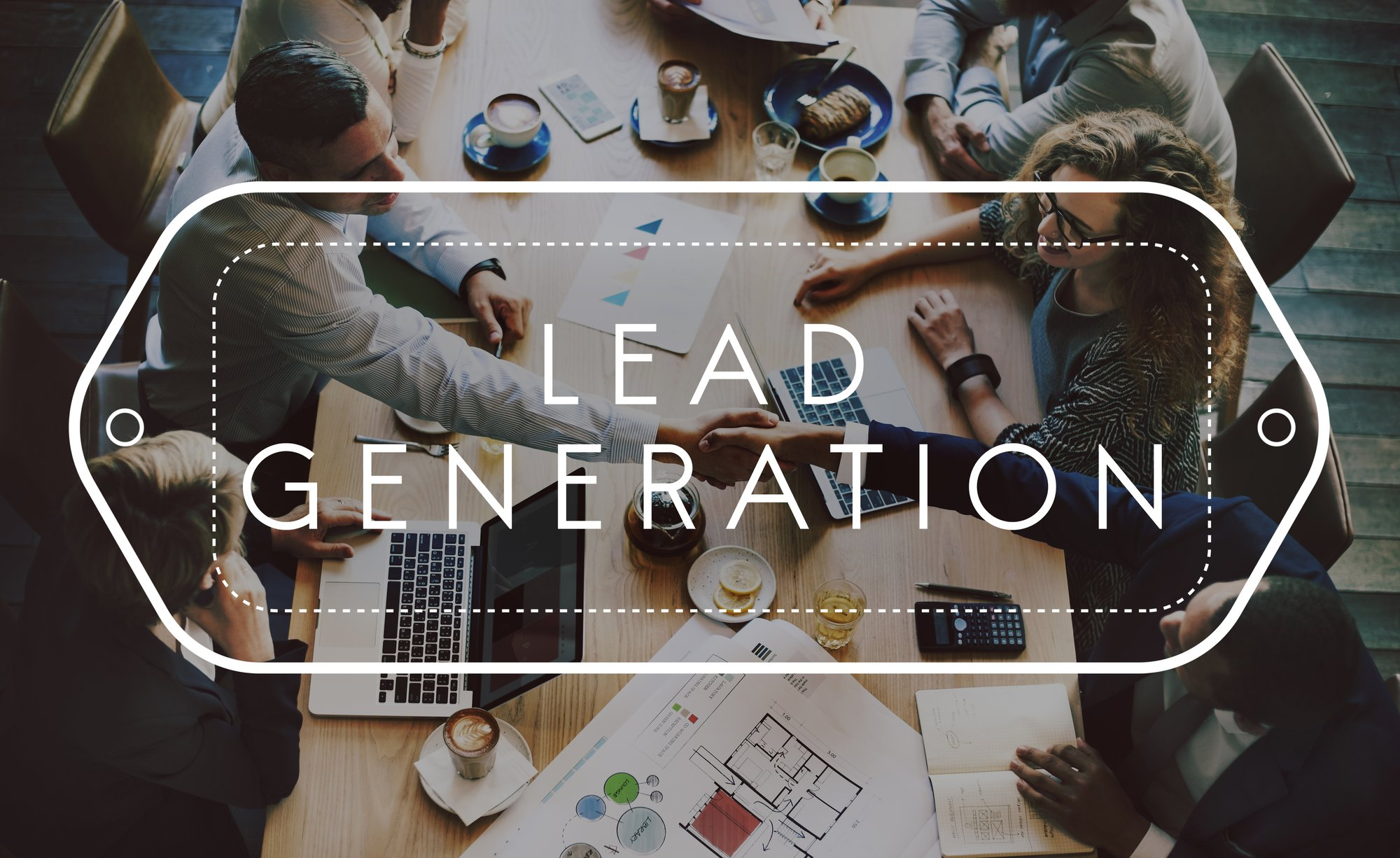A Targeted Approach to Lead Generation with SSC